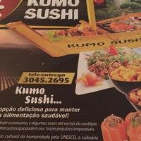 Photo taken at Kumo Sushi by Josilmar A. on 8/8/2015