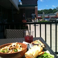 Photo taken at Panera Bread by Eliza T. on 6/4/2013