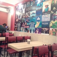 Photo taken at QD's by Arjun T. on 1/9/2013