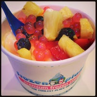 Photo taken at Frozen Planet Yogurt by Mrs Jennifer A. on 5/29/2013