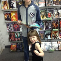 Photo taken at Graham Crackers Comics by Shawn M. on 5/4/2013