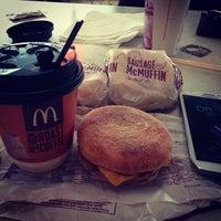 Photo taken at McDonald's / McCafé by Travor L. on 7/4/2013