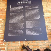 Photo taken at John Fluevog Shoes by Heather D. on 10/14/2015