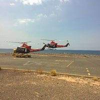Photo taken at Real Aeroclub de Gran Canaria by Barrie James S. on 6/13/2015