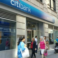 Photo taken at Citibank by Christian T. on 9/11/2015