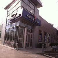 Photo taken at Capital One Bank by Christian T. on 1/19/2013