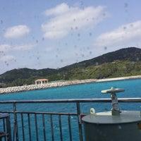 Photo taken at ファンファンドルフィン(阿嘉島) by Shou M. on 2/21/2016