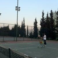 4/24/2013にülkücanがİTÜ Tenis Kortlarıで撮った写真