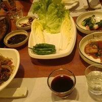 Photo taken at MIRIM Restaurante Coreano | 미림 by Bel Durden F. on 5/8/2014
