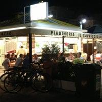 Foto scattata a Piadineria il capriccio di Gola da Natascia S. il 7/16/2013