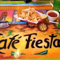 Photo taken at Cafe Fiesta by Julian N. on 12/8/2013