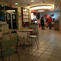 Photo taken at Krispy Kreme Doughnuts by Brad C. on 4/8/2013