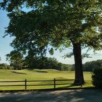 Photo taken at Bedford Golf & Tennis Club by Javier P. on 6/16/2013