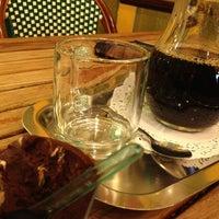 Photo taken at Gelato Bar & Espresso Caffe by Matthew J. on 1/27/2013
