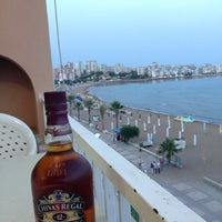 Photo taken at Mediterranean Resort Hotel by Cihan E. on 6/8/2013