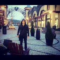 Photo taken at Village-Spielplatz by Muhammad I. on 12/12/2012