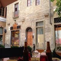 Photo taken at Osteria della Pagliazza by Pushnina on 6/4/2013