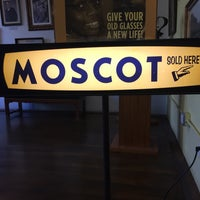 Photo taken at Moscot by Jake T. on 10/15/2016