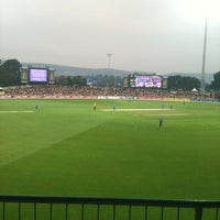 Photo taken at Blundstone Arena by Craig H. on 1/5/2013