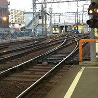 Photo taken at Abikomichi Station (HN15) by ふがし し. on 1/1/2018