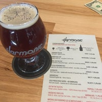 Photo taken at Harmonic Brewing by Patrick S. on 4/1/2017