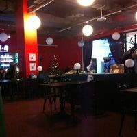 Снимок сделан в Развлекательный боулинг-центр «АТОМ» пользователем 1 12/23/2012
