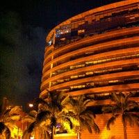 Photo taken at Centro San Ignacio by Gilberto B. on 9/22/2012