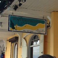 Photo taken at Waterfront Cafe by Alejandra P. on 3/27/2013