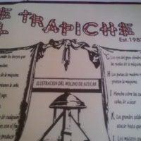 Photo taken at El Trapiche by Alejandra P. on 10/14/2012
