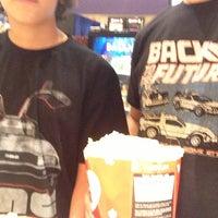 Photo taken at Cinemark - Louis Joliet Mall by Leonardo I. on 7/14/2013