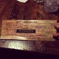 Photo taken at Flanagan's Irish Pub & Restaurant by Nora B. on 11/23/2015
