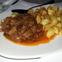 Photo taken at Restaurante Blanco y verde by Bernie C. on 5/31/2013