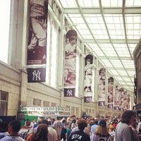 Photo taken at Yankee Stadium by Jim H. on 7/27/2013