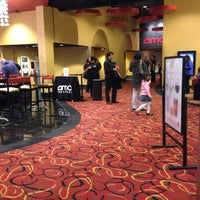 Photo taken at AMC Dine-In Theatres Bridgewater 7 by Wei P. on 12/23/2012