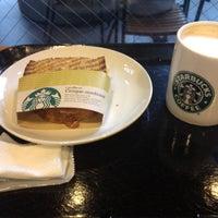 Photo taken at Starbucks by ふみ。 on 10/17/2012