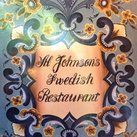 Photo taken at Al Johnson's Swedish Restaurant & Butik by Heidi S. on 9/8/2013