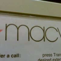 Photo taken at Macy's by Martin C. on 2/27/2013