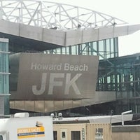 Photo taken at JFK AirTrain - Howard Beach by Hernandez J. on 12/1/2012