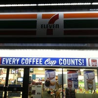 Photo taken at 7-Eleven by Mike E. on 10/15/2012