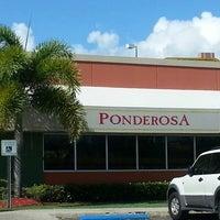 Photo taken at Ponderosa Steakhouse by Endel V. on 4/26/2013