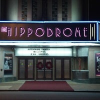 Photo taken at Hippodrome Theater by Katie G. on 11/30/2012