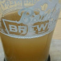 Photo taken at Border Brewery by Bob S. on 4/7/2017
