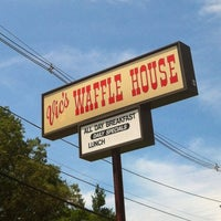 Photo taken at Vic's Waffle House by Eric J. on 7/7/2013