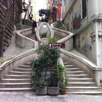 3/21/2013 tarihinde Sevgi P.ziyaretçi tarafından Kamondo Merdivenleri'de çekilen fotoğraf