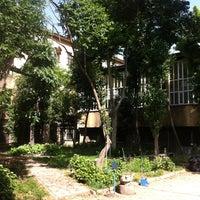 Photo prise au İstanbul Teknik Üniversitesi par Sevgi P. le5/22/2013