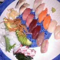 Photo taken at Sushi Yasu by Chui L. on 12/14/2012