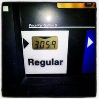 Photo taken at Exxon by Nicholas J. on 11/6/2012