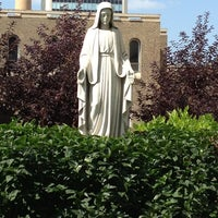 Photo taken at St. Mary's Cathedral by Fuma R. on 8/15/2013