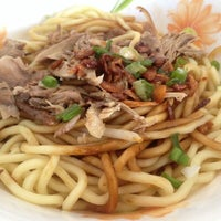 Photo taken at Melaka Chia Yean Famous Duck Mee by Whitney L. on 9/27/2013