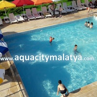 Photo taken at Aqua City  Malatya ( Aquapark) by Aqua City  Malatya ( Aquapark) on 7/11/2016